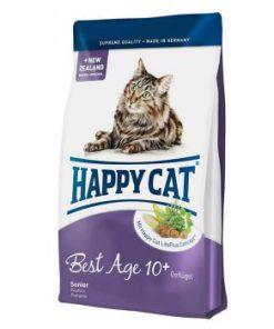 غذای خشک گربه های بالای 10 سال