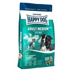 غذای خشک مخصوص سگ های نژاد متوسط بالغ