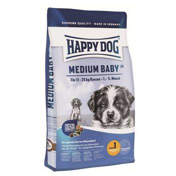 غذای خشک سگ مخصوص توله سگ های نژاد متوسط