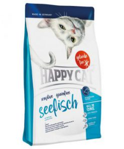 غذای خشک بدون غلات با طعم ماهی اقیانوس
