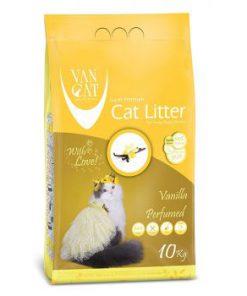 خاک گربه اولتراکالمپینگ با رایحه وانیل