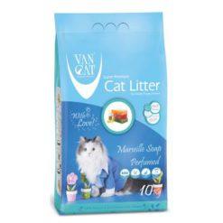 خاک گربه اولتراکالمپینگ با رایحه صابون فرانسوی