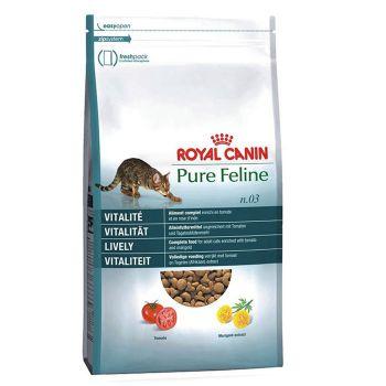 غذای خشک گربه بالغ - شادابی و ضد افسردگی