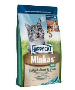 غذای خشک طعم های مخلوط مخصوص گربه های بالغ