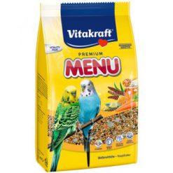 خوراک مرغ عشق Menu ویتاکرافت
