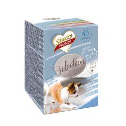 جعبه اسنک سگ های نژاد کوچک شامل 46 عدد اسنک متنوع
