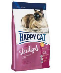 غذا خشک مخصوص گربه عقیم