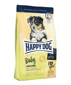 غذا خشک مخصوص توله سگ بالای 1 ماه با طعم بره وبرنج
