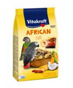 غذای پرندگان آفریقایی متوسط و بزرگ