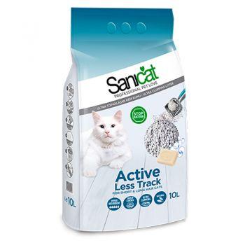 خاک گربه Sanicat Active less