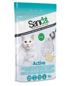 خاک گربه Sanicat Active