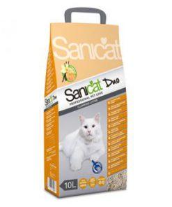 خاک گربه معطر نارنگی و وانیل