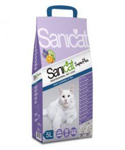 خاک گربه با عطر پرتغال