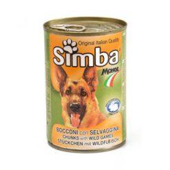 غذا خشک Simba مخصوص گربه بالغ با طعم