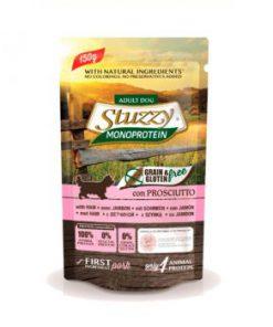پوچ مونوپروتئین مخصوص سگ با طعم ژامبون