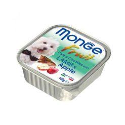 وم پته و چانک Monge مخصوص سگ با طعم بره و سیب