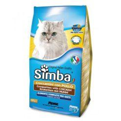 غذا خشک Simba مخصوص گربه بالغ با طعم مرغ