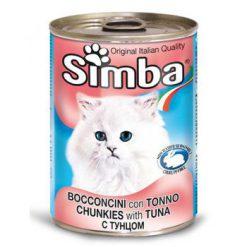 کنسرو چانک Simba با طعم تن