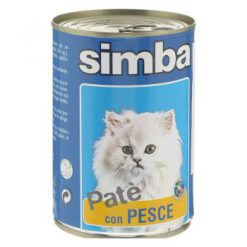 کنسرو پته Simba با طعم ماهی
