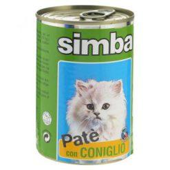 کنسرو پته Simba با طعم خرگوش