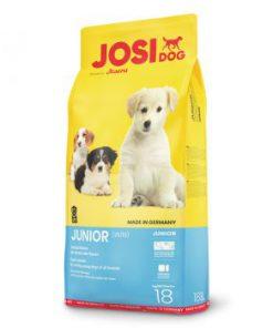غذا خشک جوسی داگ مخصوص توله سگ فاقد گلوتن و بهبود دهنده رشد