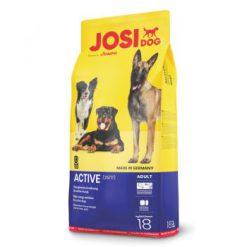 غذا خشک جوسی داگ اکتیو فاقد گلوتن مخصوص سگ کلیه نژادها با فعالیت بالا