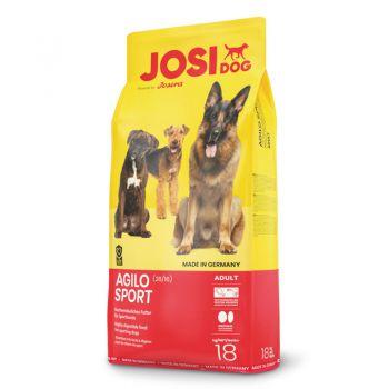 غذا خشک جوسی داگ اسپورت مخصوص عضله سازی سگ کلیه نژادها