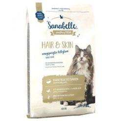 غذای خشک گربه بالغ برای ایجاد پوست و مو ایده آل