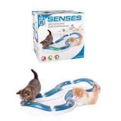اسباب بازی گربه توپ و تونل سریع بزرگ