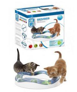 اسباب بازی گربه توپ و تونل سریع متوسط