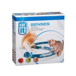 اسباب بازی گربه توپ و تونل سریع کوچک