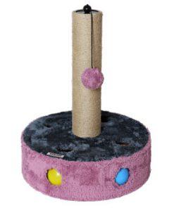 اسکرچر و اسباب بازی مدل شهر فرنگ