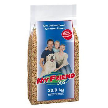 غذای خشک با کیفیت پریمیوم محصول بوش آلمان