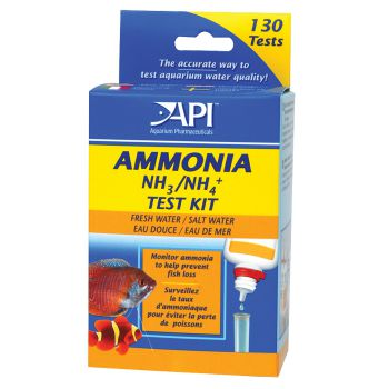 تستر آمونیاک Nh3/Nh4 آب ای پی آی