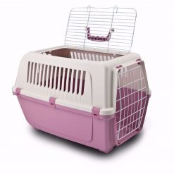باکس حمل سگ و گربه دو درب