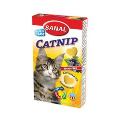 Sanal Cat Catnip