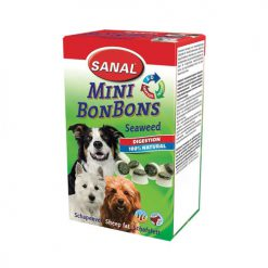 Sanal Dog Mini Sheepfat Bonbons Seaweed