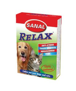 Relax Anti-Stress Dogs and Cats
