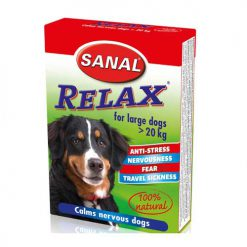 Sanal Dog Relax Anti-Stress for large dogs >20kg