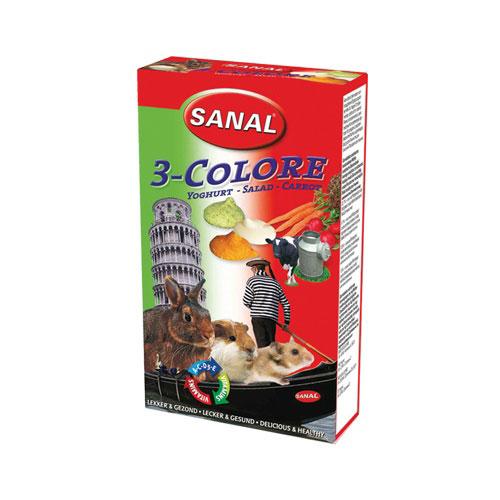 Sanal Rodent 3-Colore Drops