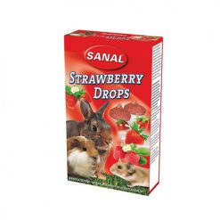 Sanal Rodent Strawberry Drops