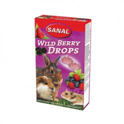 Sanal Rodent Wild Berry Drops