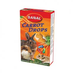 Sanal Rodent Carrot Drops