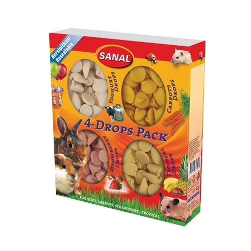 Sanal Rodent 4-Pack Drops