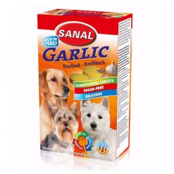 Sanal Dog Garlic