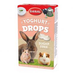Sanal Rodent Yoghurt Drops Suger Free
