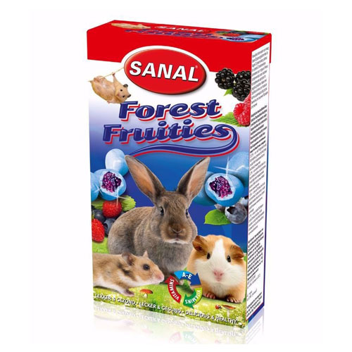 Sanal Rodent Forest Fruities
