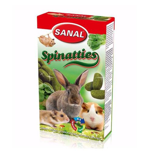 Sanal Rodent Spinatties