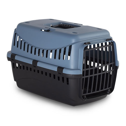 باکس حمل سگ و گربه مدل گیپسی درب فلزی