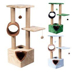 اسکرچر گربه کدپیک مدل پسته + هدیه ویژه + ارسال رایگان